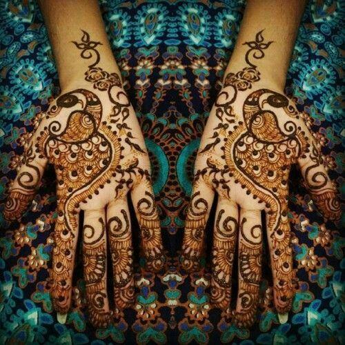 Swirl Mehndi Designs ShaadiTaiyari